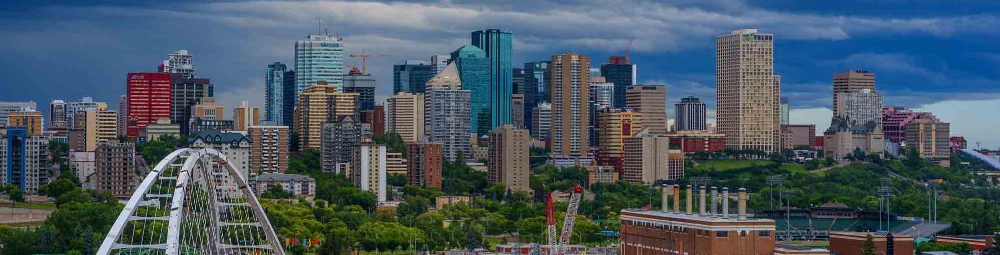 Edmonton Skyline - photo by Kurt Bauschardt (https://www.flickr.com/photos/kurt-b/)