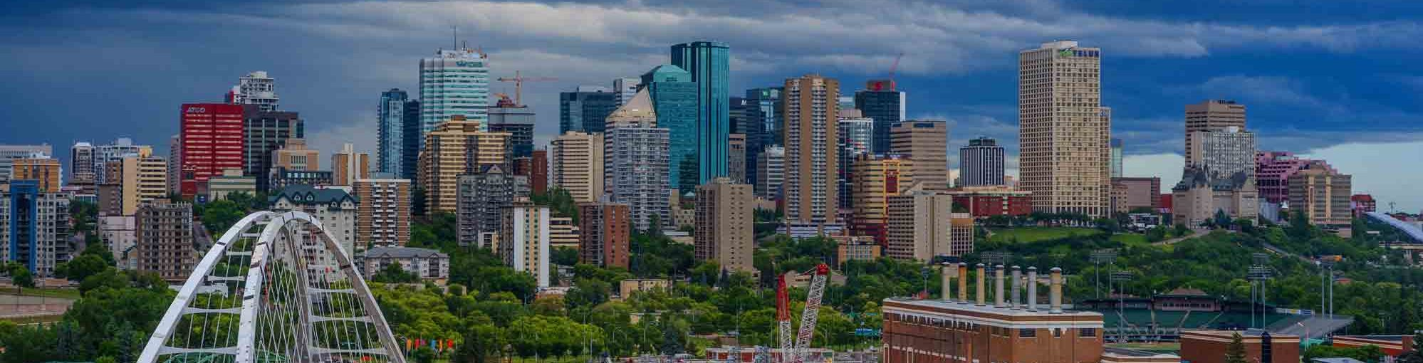 Edmonton Skyline - photo by Kurt Bauschardt (https://www.flickr.com/photos/kurt-b/)